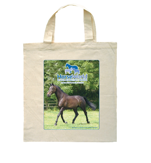 HorseWorld Tote Bag